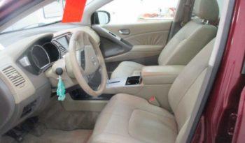 2009 Nissan Murano Sl full